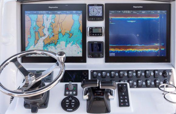 Souhport 33 FE navigation