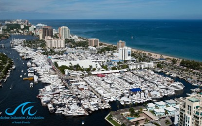 Southport Fort Lauderdale International Boat SHow