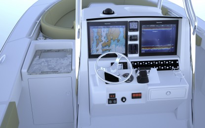 Southport 33 LX Helm