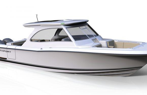 SP 33 DC white hull