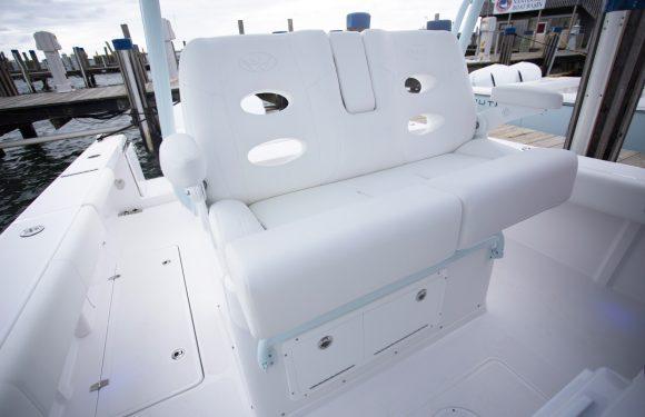 Southport 33 LX seat